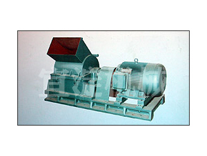 6WSJ45 hammer mill for cassava
